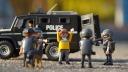Usa, Polizei, Festnahme, SWAT