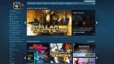 Steam, Valve, Valve Steam, Ui, Benutzeroberfläche, Spieleplattform
