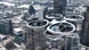 Drohne, Audi, Quadcopter, Flugtaxi
