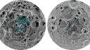 Mond, Wasser, Mondoberfläche