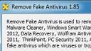 Malware, Tool, Programm, Tools, remove fake antivirus
