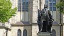 Musik, Leipzig, Statue, Johann Sebastian Bach, Klassische Musik