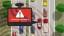 Assistent, Warnung, Autobahn, Rettung