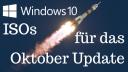 Windows 10, Iso, 1809, ESD, Oktober Update