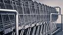 Handel, Supermarkt, Einkaufswagen