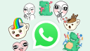 App, Messenger, whatsapp, Sticker