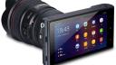 Smartphone, Kamera, Canon, Dslr, Yongnuo, EF-Mount, Yongnuo YN-450, EF-Bajonett