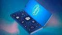 Smartphone, Intel, Mobile, Faltbares Smartphone