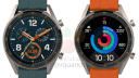 Huawei Watch GT, Huawei Watch GT Active, Huawei Watch GT Elegant