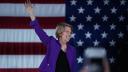 Usa, Politik, Wahl, Wahlkampf, Elizabeth Warren, Warren
