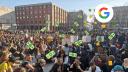 Google, Urheberrecht, Demo, Cdu, Demonstration, Upload-Filter, Artikel 13, poltik, Gekauft, Demogeld