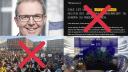 Urheberrecht, Eu, Demonstration, Parlament, EU-Parlament, Abstimmung, Politiker, Upload-Filter, Artikel 13, Axel Voss, Urheberrechtsreform, Uploadfilter
