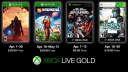 Microsoft, Xbox, Xbox One, Xbox 360, Games with Gold, Xbox LIVE Gold
