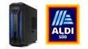 Gaming, Pc, Computer, Desktop, Medion, Aldi, Aldi Süd, Erazer P66065