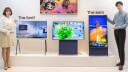Samsung, Tv, Fernseher, QLED, The Sero