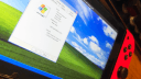 Windows XP läuft (dank Linux) auf der Nintendo Switch - inkl. Pinball