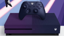 Microsoft, Konsole, Spielkonsole, Xbox, Xbox One, Spiel, Design, Controller, Microsoft Xbox One, Xbox One S, Limited Edition, Special Edition, Xbox One Controller, Xbox One S Fortnite Special Edition, Xbox One S Fortnite Limited Edition, Dark Vertex