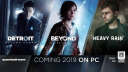 Spiele, Pc, Epic Games Store, Heavy Rain, Beyond: Two Souls, Quantic Dream, Detroit: Become Human
