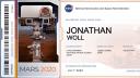 Nasa, Mars, Mars 2020, Mars 2020 Rover, Boarding-Pass