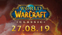 Gaming, Spiel, Logo, Games, Blizzard, Mmorpg, World of Warcraft, Wow, WoW Classic, Online-Game, World of Warcraft Classic