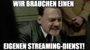 Streaming, Stream, Hitler, Der Untergang, Bruno Ganz