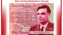 Alan Turing, Pfund, Banknote, Bank of England