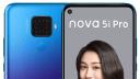 Smartphone, Huawei, Quadcam, Huawei Mate 30 Lite, Huawei Nova 5i Pro