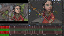 Rendering, Blender, 3D Animation