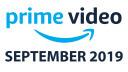 Amazon, Streaming, Streamingportal, Filme, Serien, Amazon Prime Video, Videostreaming, Highlights, September 2019