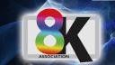 Tv, Fernseher, TV-Gerät, Auflösung, 8K, 8K Association