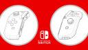 Konsole, Patent, Nintendo Switch, Controller, Spielekonsole, Konzept, Gamepad, Joy-Con, Idee