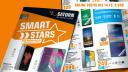 Schnäppchen, Sonderangebote, Rabattaktion, Saturn, prospekt, Oktober 2019, Flyer, Smart Stars
