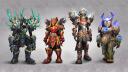 World of Warcraft, Wow, Charakter, Videospiel Charaktere, Shadowlands, Rüstungen