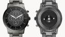 smartwatch, Wearables, Wearable, Fitness, E-Ink, Laufzeit, EInk, Herzfrequenzmesser, Analog, Fossil, Fossil Hybrid HR, Fossil Collider HR, Hybrid-Smartwatch, FTW