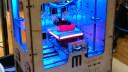 3D-Drucker, Makerbot, Cupcake CNC