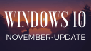 Windows 10, Windows 10 Upgrade, Windows 10 November Update, Windows 10 Version 1909, November Update, 1909, November 2019