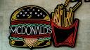 Mcdonalds, Burger, Fast Food, Hamburger, Cheeseburger, Pommes, McDonald's, Schnellrestaurant