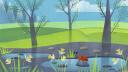 Microsoft, Windows 10, Wallpaper, Wallpaper-Sets, Seasonal Art Premium
