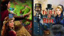 Epic Games, Epic Games Store, Ticket to ride, Carcasonne