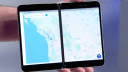 Microsoft, Android, Google Maps, Surface Duo, Demo, Dual Screen