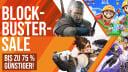 Spiele, Games, Schnäppchen, Sonderangebote, Nintendo Switch, sale, Rabattaktion, Deals, Nintendo eShop, Blockbuster