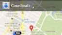 Maps, Google Maps, coordinate