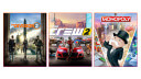 Gaming, Spiele, Streaming, Games, Cloud, Google Stadia, The Division 2, The Crew 2, Monopoly