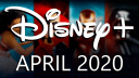 Streaming, Filme, Streamingportal, Disney, Serien, Videostreaming, Disney+, April 2020