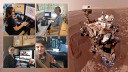 Nasa, Mars, Curiosity, rover, Homeoffice