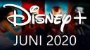 Streaming, Tv, Fernsehen, Filme, Streamingportal, Disney, Serien, Videostreaming, Disney+, Juni 2020