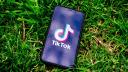 Smartphone, Logo, Social Network, soziales Netzwerk, Social Media, TikTok