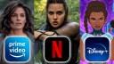 Streaming, Tv, Fernsehen, Netflix, Filme, Streamingportal, Serien, Videostreaming, Amazon Prime Video, Disney+, Juli 2020, KW 29