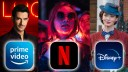 Streaming, Tv, Fernsehen, Netflix, Videoplattform, Filme, Streamingportal, Serien, Disney, Videostreaming, Amazon Prime Video, Disney+, Disney Plus, August 2020