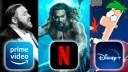 Streaming, Tv, Fernsehen, Stream, Netflix, Filme, Streamingportal, Serien, Disney, Videostreaming, Amazon Prime Video, Disney+, Disney Plus, August 2020, KW 35